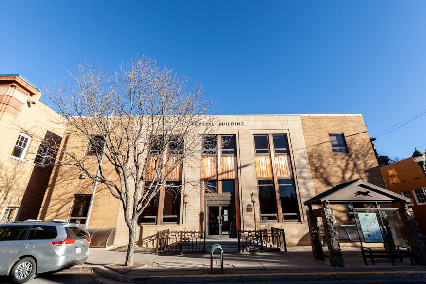 Historic federal building in Flagstaff for sale