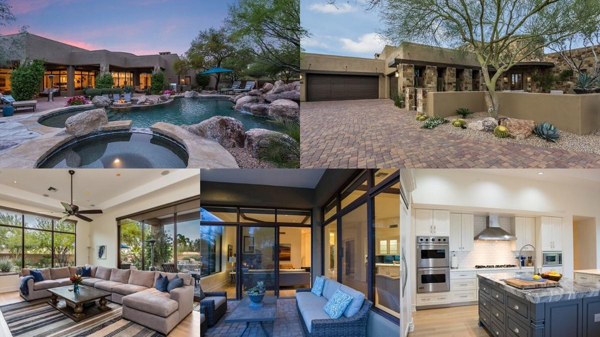 $1.89 million home for sale in Scottsdale