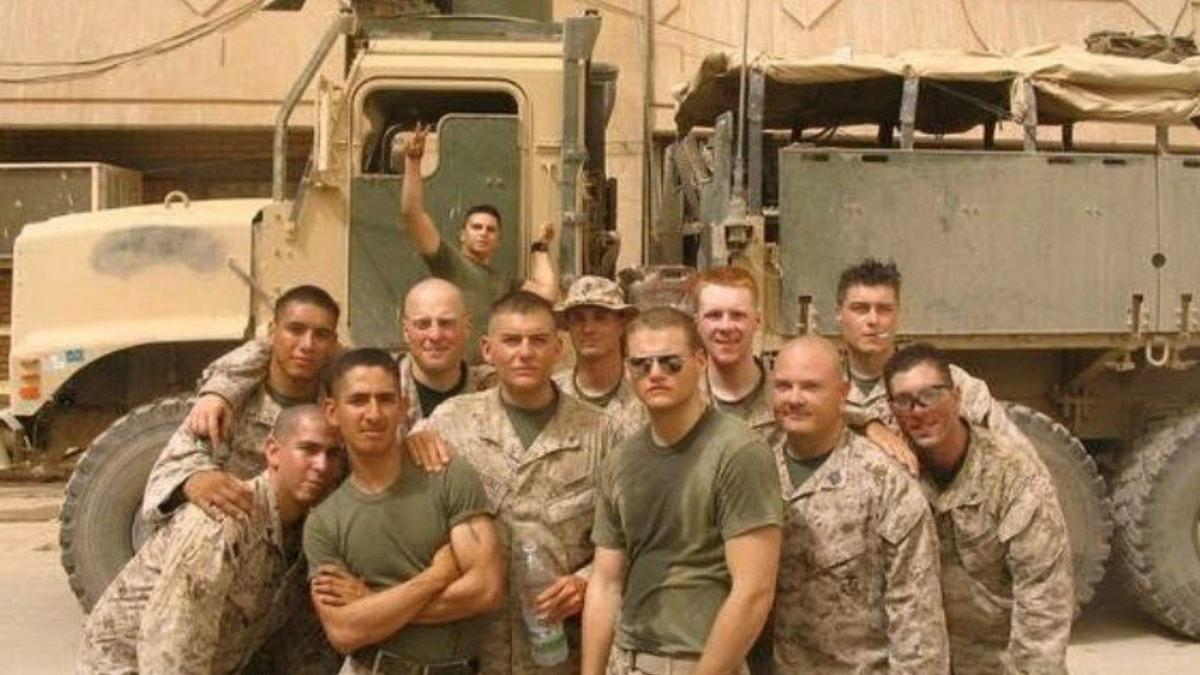 Basic training to war: Boot camp brothers volunteer for combat after 9/11
