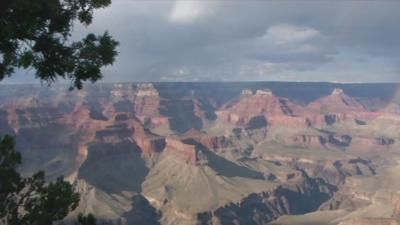 My First Grand Canyon Hike Weather Blog Azfamily Com