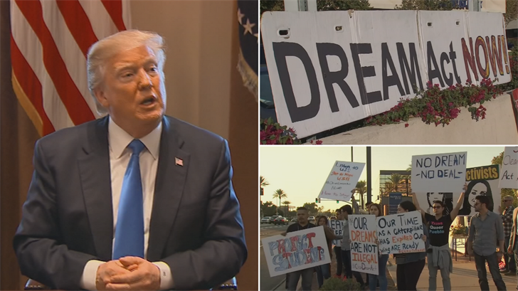 Phoenix area groups expecting Trump to promote plan for 'Dreamers' in SOTU