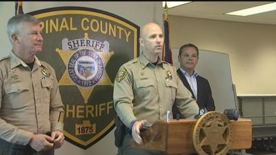 Sheriff Babeu files to run in wrong congressional district