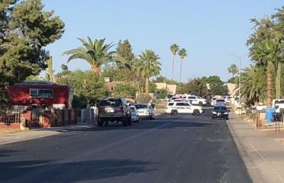Officer-involved shooting in Phoenix