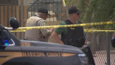 The Maricopa County Sheriff's is investigating a deadly shooting in the town of Guadalupe.
