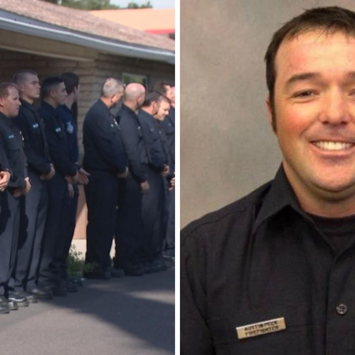 Retired Goodyear Fire Department Engineer Dies From Job Related Cancer Arizona News Azfamily Com