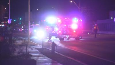 Tempe crash near Priest Drive and Broadway Road