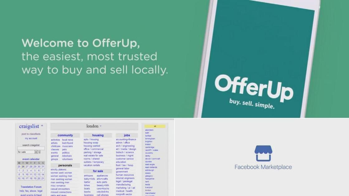 VIDEO: Best apps & websites for selling items