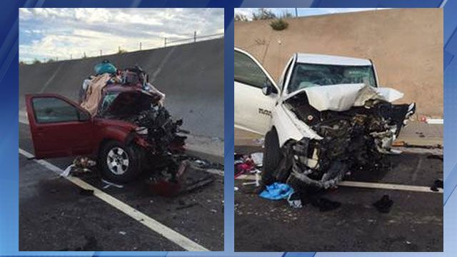 Arrest made in last week's double-fatal accident in Gila Bend