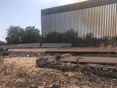 Environmental groups push Biden to tear down portions of new wall