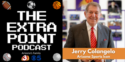 Extra Point Podcast: Jerry Colangelo