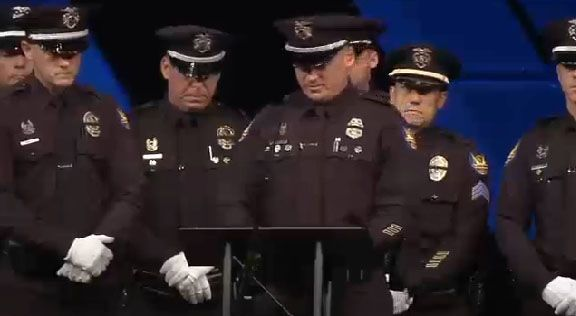 Fallen Phoenix Officer David Glasser laid to rest