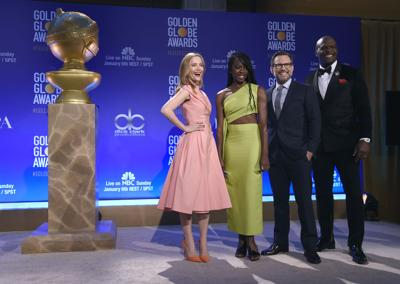 76th Annual Golden Globe Awards - Nominations