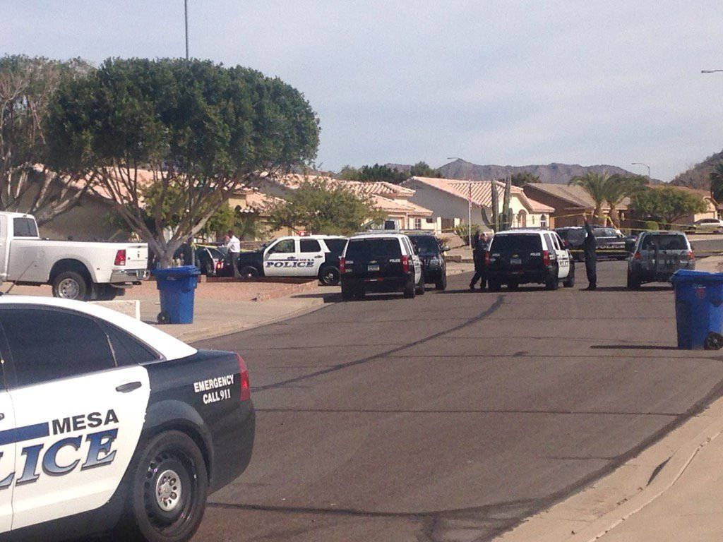 Mesa PD: Officers not aware of victim's mental illness in police shooting