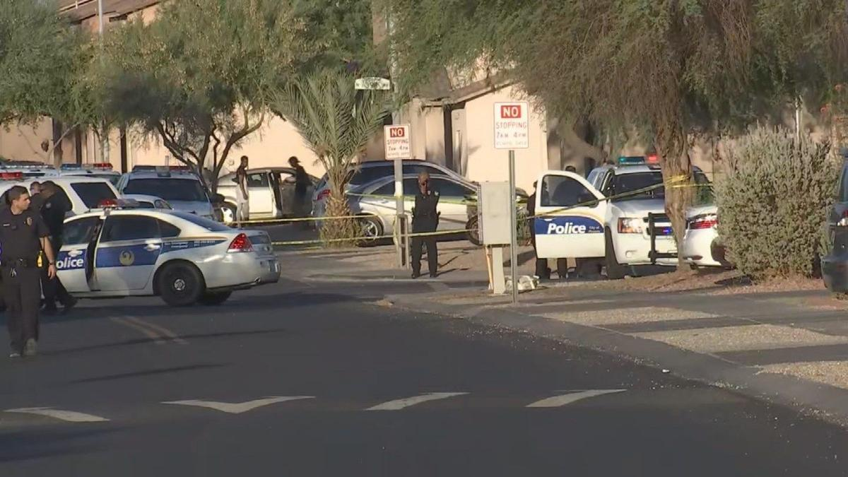 UPDATE: 19-year-old suspect dies after officer-involved