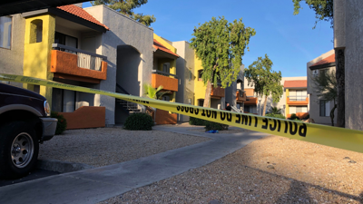 Child hurt in accidental Glendale shooting