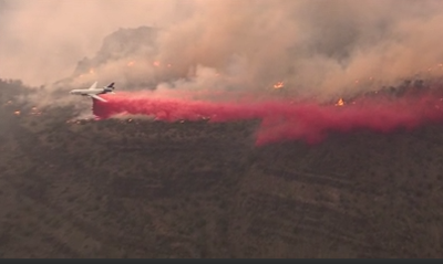 Fighting Fires from the Air
