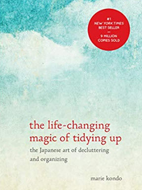 Book: The Life-Changing Magic of Tidying Up