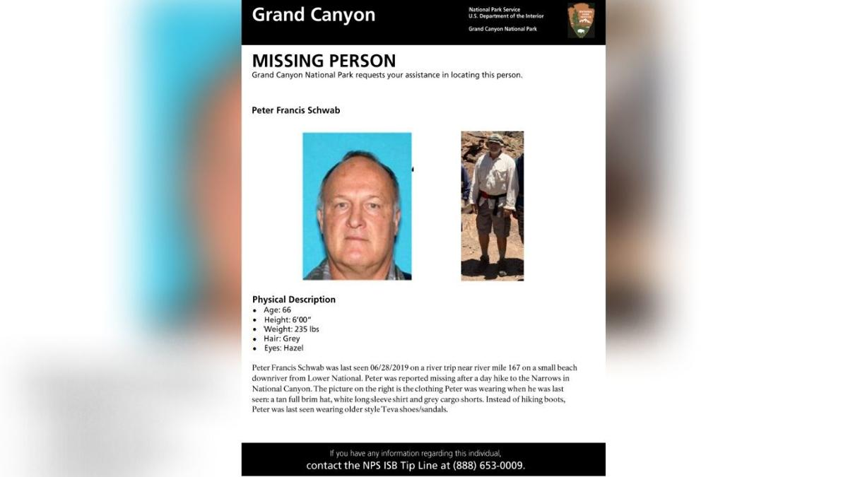 Officials looking for missing hiker at Grand Canyon