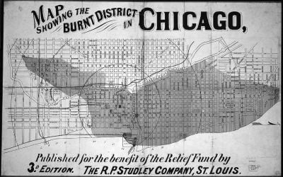 How weather played a role in the Chicago Fire of 1871