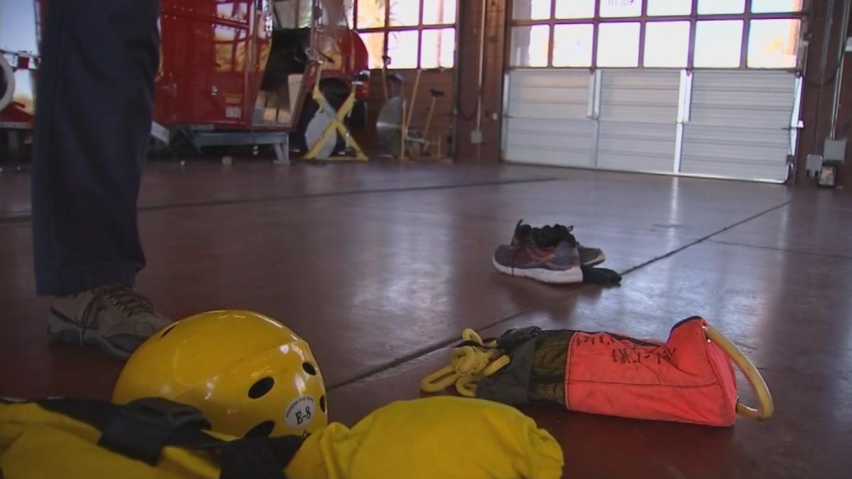 Behind the scenes: Fire crews explain the dangers of swift water rescues