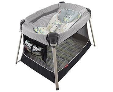 Inclined Sleeper Accessory for Ultra-Lite Day & Night Play Yards Recalled by Fisher Price