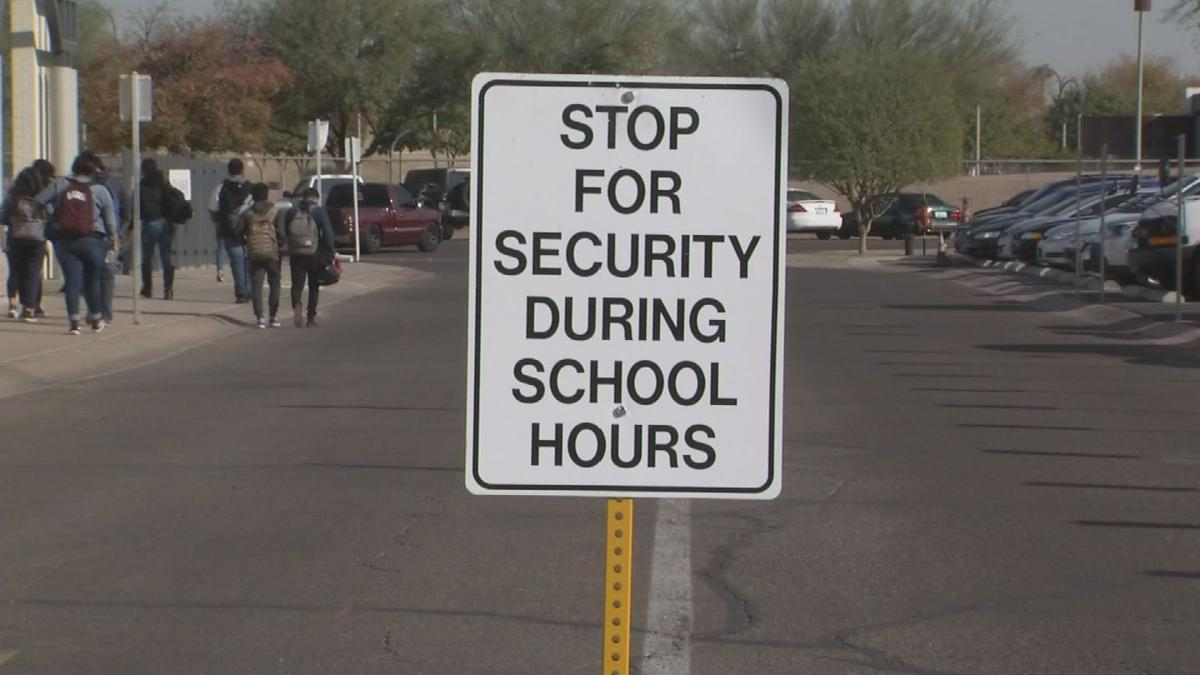 Phoenix Union High School District proactive on school safety