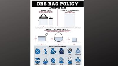 No more backpacks: High school in southern AZ implements clear bag policy
