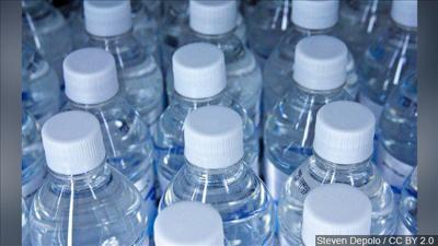 Generic bottled water (MGN Online)