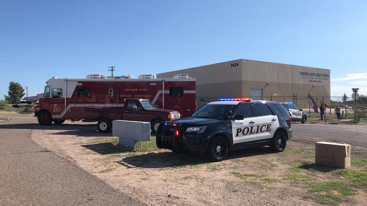 Shooting involving officers in Tucson