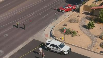 Hit-and-run crash near 51st Avenue and Northern