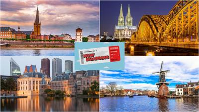 Now Boarding: Day trips from Amsterdam