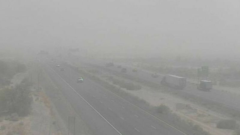 Do you know what to do in an Arizona dust storm?