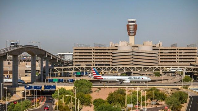 Phoenix heat wave: Too hot to fly?