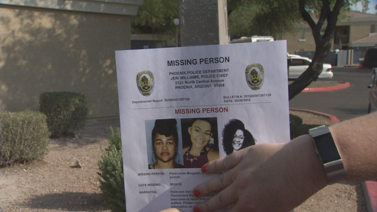 Parents of missing 19-year-old Kiera Bergman desperately searching for answers