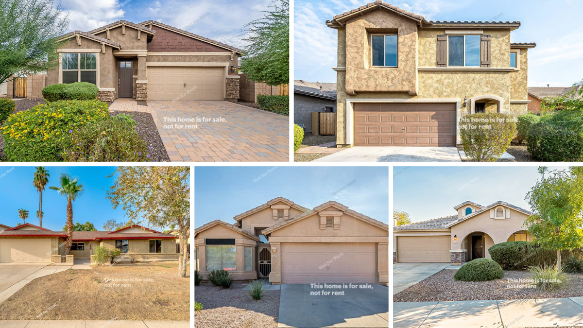5 lovely homes for under $400K in the Phoenix-area