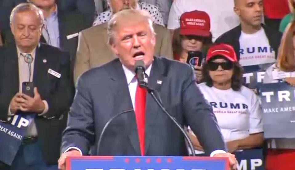 'I think we're going to win!' Trump fires up crowd during Valley visit