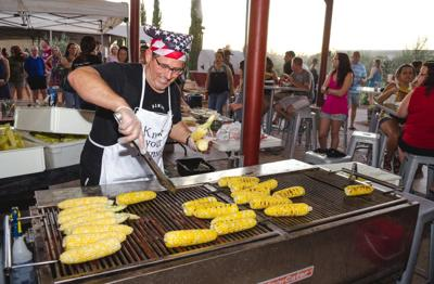 "This weekend you can indulge your craving for corn at Saturday's ""Corn Roast"" Queen Creek Olive Mill."