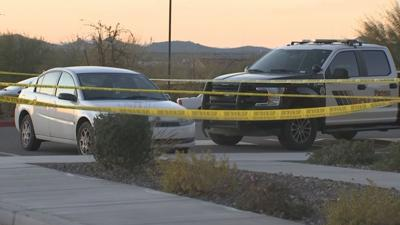 Man, woman show up to a Peoria health facility with gunshot wounds
