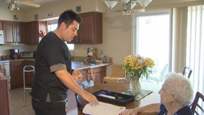 Mobile service helps people get needed lab tests at home