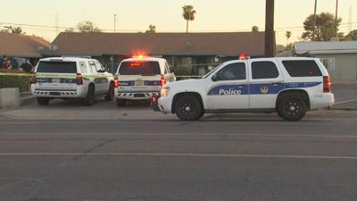 1 shot near 33rd Avenue and Buckeye Road in Phoenix