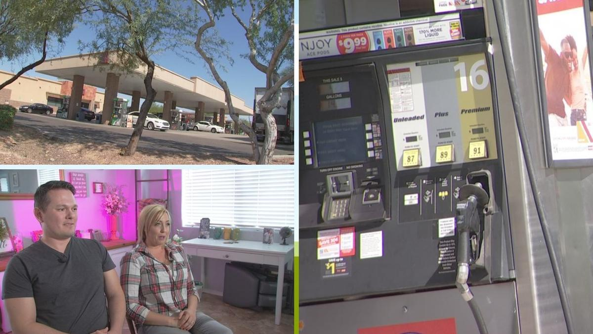 Valley couple victims of credit card skimmer
