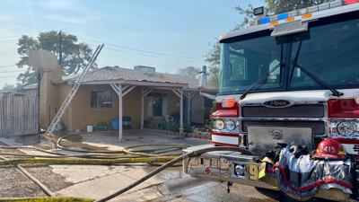 31st Ave House fire