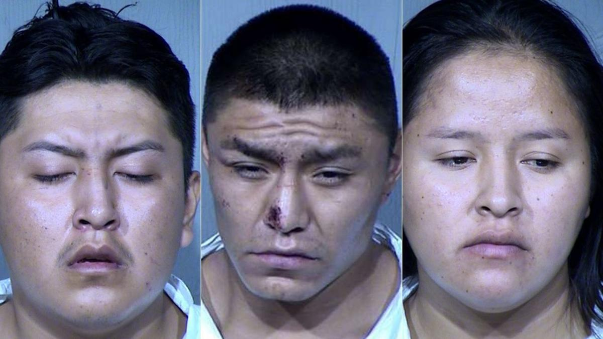 Three arrested in stabbing death at Deer Valley Park