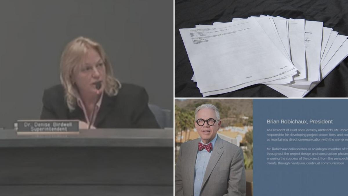 Emails suggest SUSD superintendent sought favors from unlicensed architect