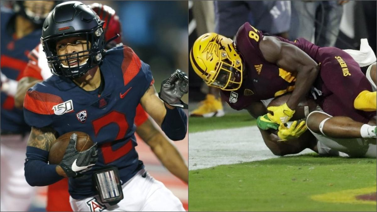 Arizona and Arizona State gear up for rivalry game