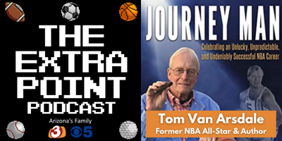 EXTRA POINT GUEST: Tom Van Arsdale