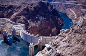 Hoover Dam (Source: National Park Service)