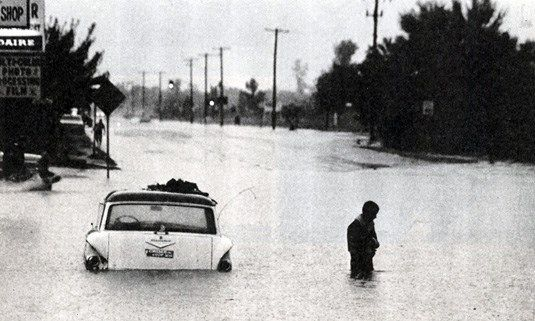The Great Labor Day Storm of 1970
