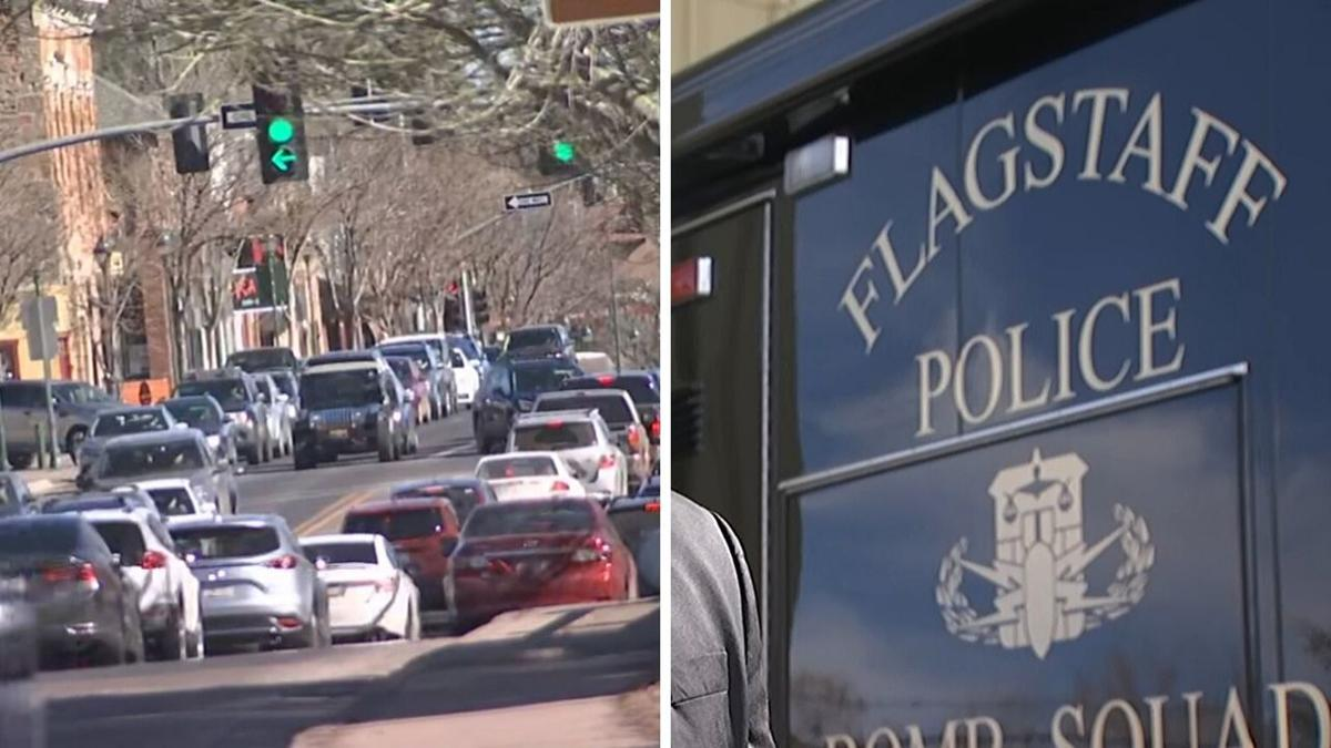 Flagstaff police are stepping up traffic enforcement