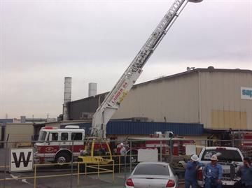 Fire at Phoenix aluminum plant is under investigation